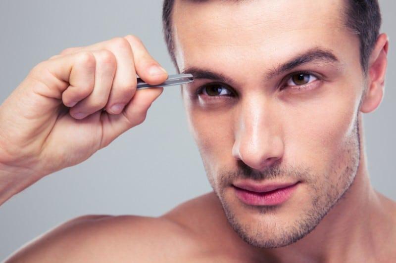 Doing eyebrows men their Threaded bliss: